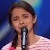 Η 13χρovη που συγκλόνισε με την ερμηνεία της το «Αmerica's Got Talent» (video)