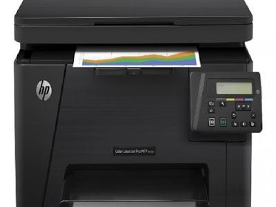 Image HP LaserJet Pro MFP M176 Printer Driver