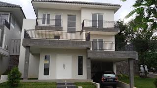 Rp.3.750.000.000 Rumah Baru Posisi Hook Di Bukit Golf Hijau Sentul City (code:140)