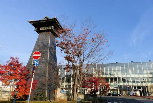 Higashi Maizuru Station, Maizuru.