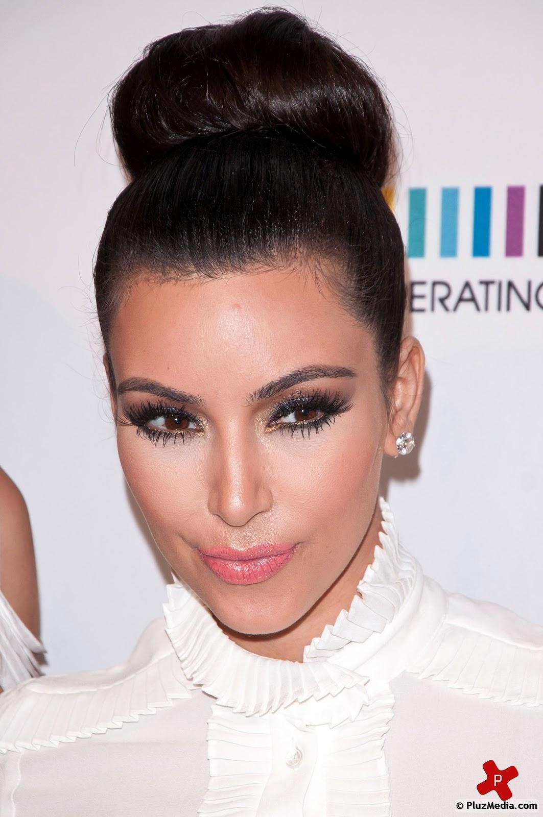 Beauty's Pavilion: Kim Kardashian: Her 10 Best Makeup Looks