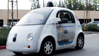 Google's Self-Driving Car Was Just Involved In ANOTHER Crash