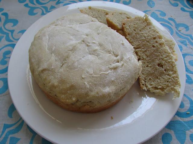 chleb z piwem