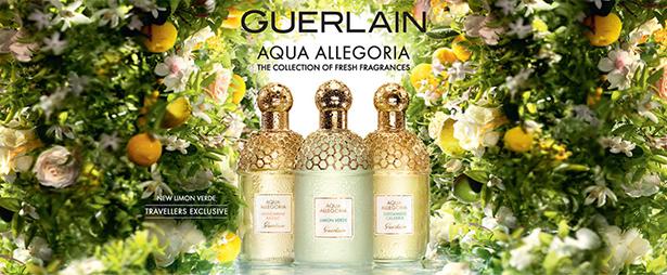 Tendersweet Perfume Reviews ::: [::REVIEW::] GUERLAIN – AQUA ALLEGORIA –  LIMON VERDE