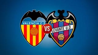 Валенсия – Леванте смотреть онлайн бесплатно 14 апреля 2019 прямая трансляция в 21:45 МСК.
