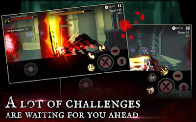 Download Shadow of Death: Dark Knight Apk + Mod (Unlimited Crystal and Skull)  Offline