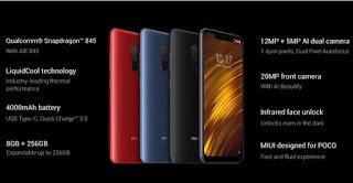 POCO F1 Smartphone from Xiaomi