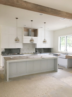 Modern Farmhouse Kitchen Updates