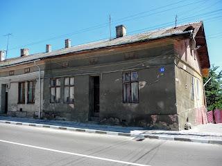 Калуш. Ул. Грушевского, 31