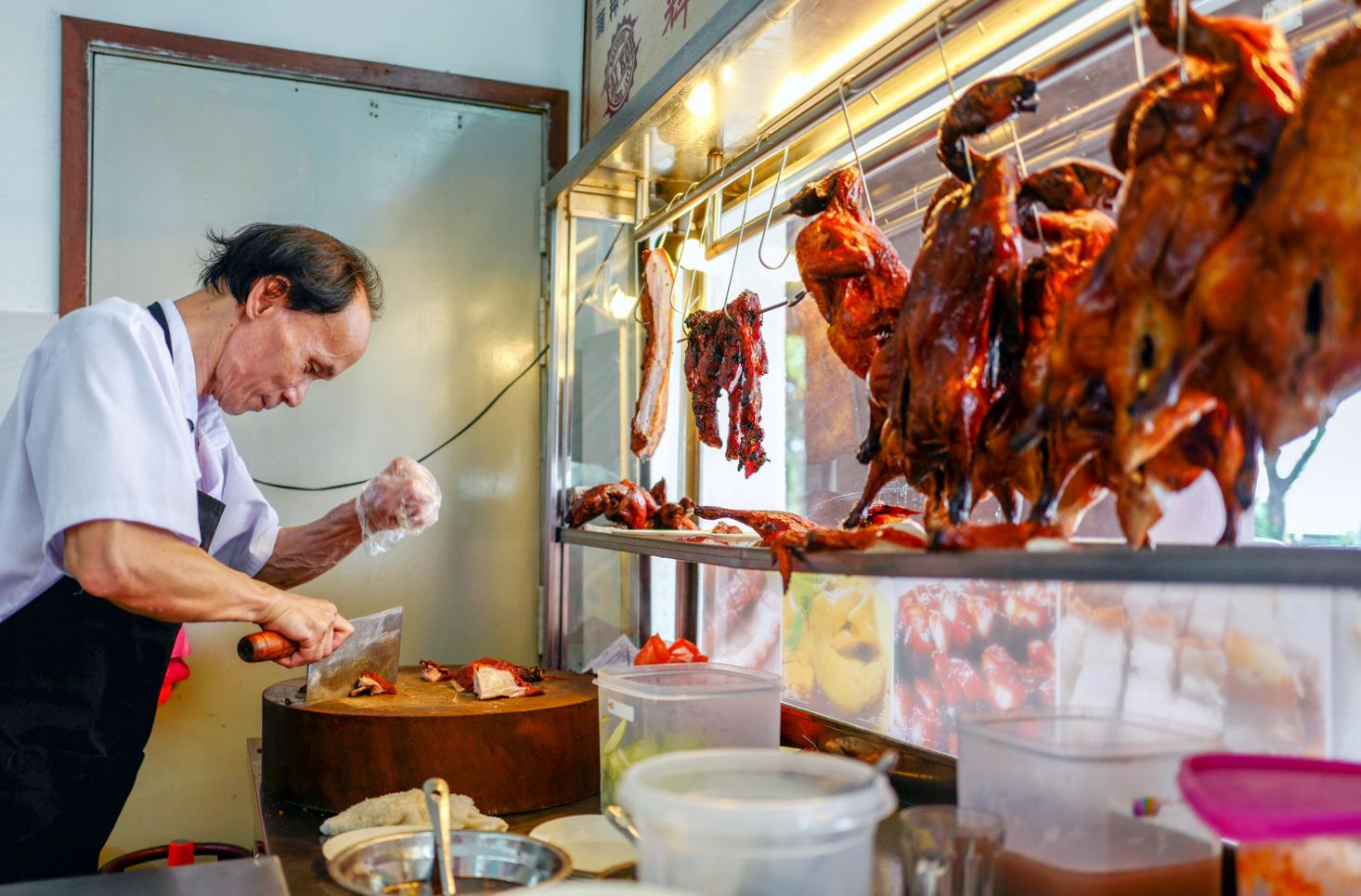 Fai Koh Roast Duck @ Puchong