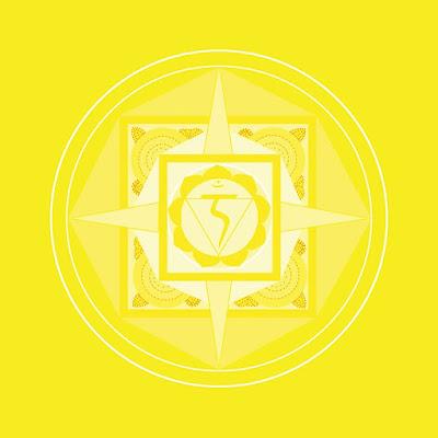 solar plexus chakra or manipura