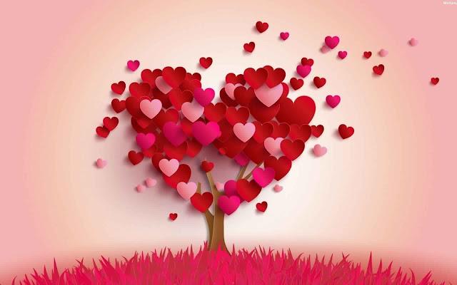 كلمات جميلة عن الحب