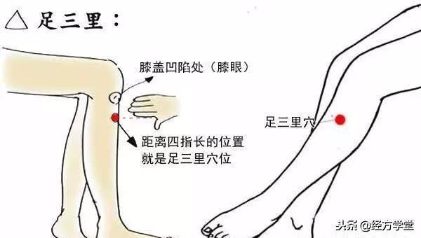 濕氣重,一身病!3個穴位打開除濕開關,頸,肩,腰病一塊收! - 穴道經絡引導