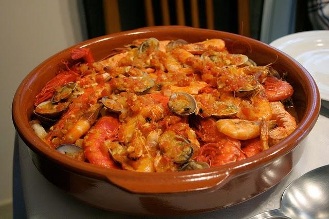 Street food cuisine du monde recette de zarzuela une for Plat principal original