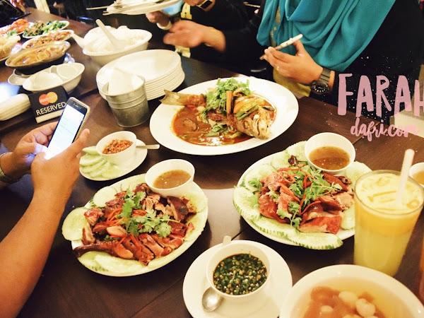 'Port' power untuk peminat masakan cina halal | Restoran Mohammad Chow