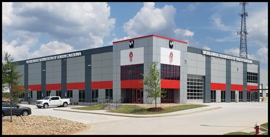 New Worldwide Kenworth Dealership in Spartanburg, SC