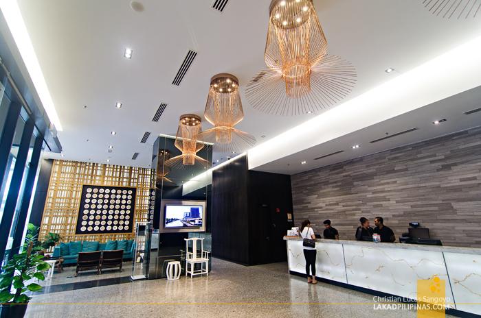 The Pines Melaka Hotel Lobby