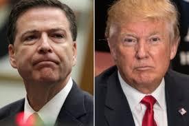 Donald Trump calls Comey memo leak 'cowardly'