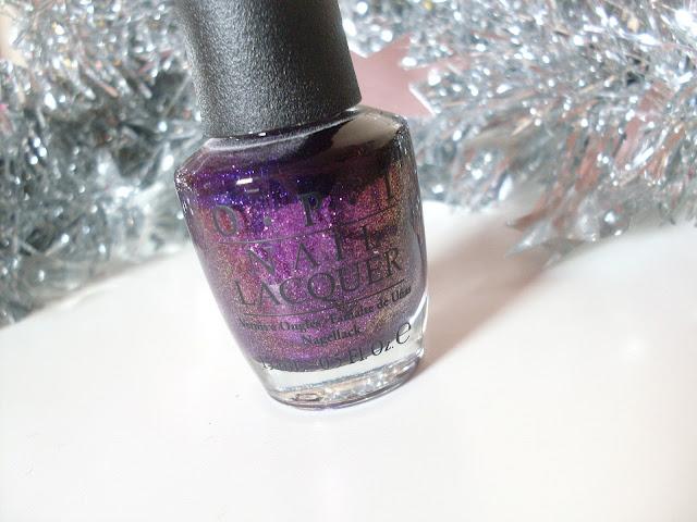 OPI Purple-iscious