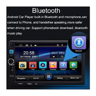"autoradio android 7.1 touch 7"" 8702"