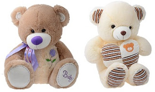 Upto 55% Off on Dimpy Soft Toys starts from Rs.132 @ Amazon