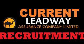 Leaeway Insurance Company Limited/Recruitment 2018/2019