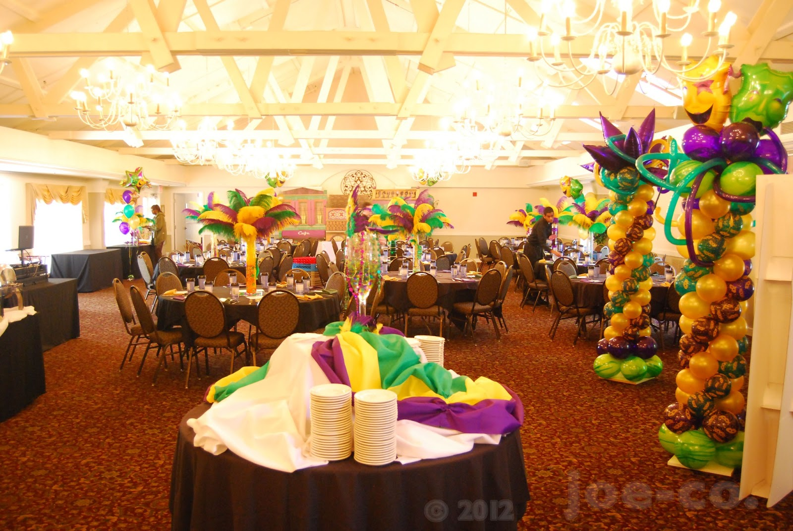 Mardi Gras Wedding Reception Decorations Image Collections Ideas Therapyboxfo Signature Chic Madness