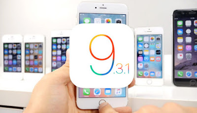 Download iOS 9 3 1 for iPhone, iPad and iPod touch direct