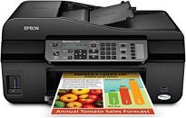 Epson WorkForce 435 Driver Download