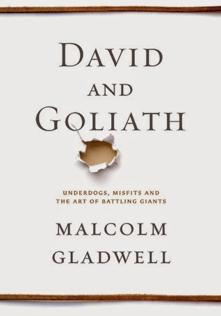 David and Goliath: Underdogs, Misfits, and the Art of Battling Giants (EPUB)