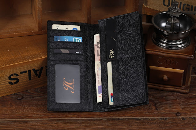 Jims Honey Sam Wallet detail dalam