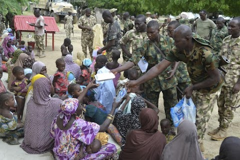 Troops kill 42 Boko Haram, rescue 80 women, children in Gangere
