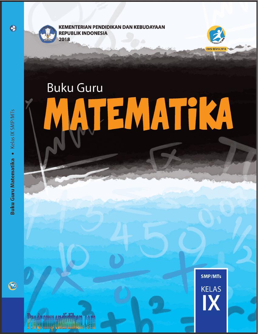 buku matematika kurikulum 2013 smp