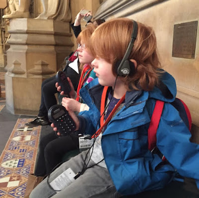 A family day trip to London with Virgin Trains East Coast - Houses of Parliament Tour