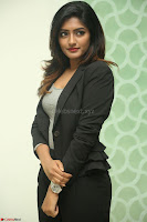 Actress Eesha Looks gorgeous in Blazer and T Shirt at Ami Tumi success meet ~  Exclusive 073.JPG
