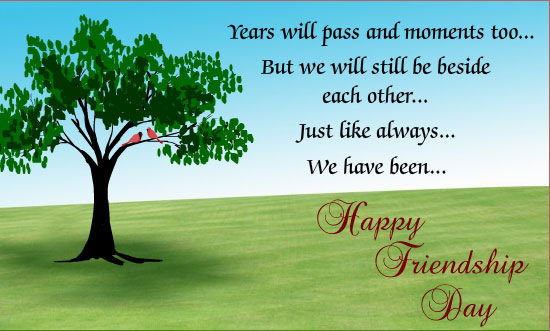 Happy Friendship Day Wallpapers 2