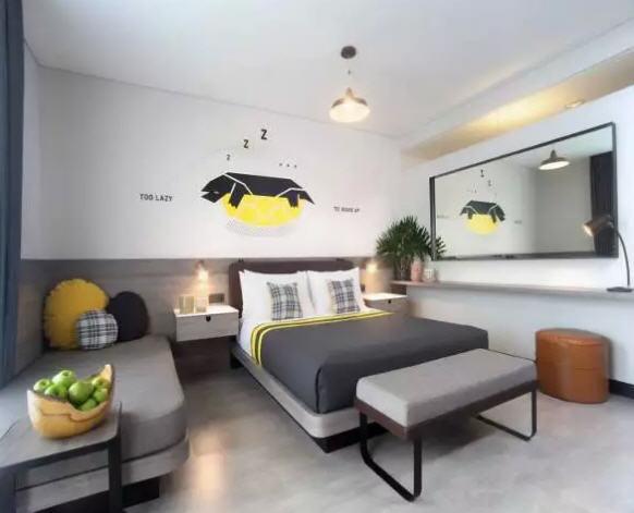 Desain Hotel Lifestyle