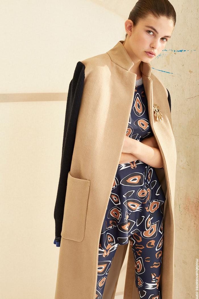 Moda mujer invierno 2019 ropa de moda.