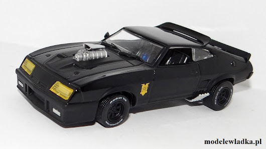 Prezent od mamy - Ford Falcon XB GT Coupe V8 Interceptor - Mad Max