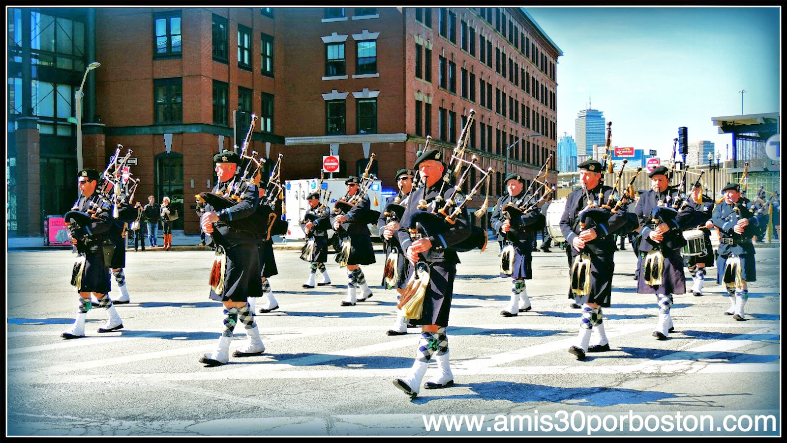 St. Patrick´s Day 2014 en Boston