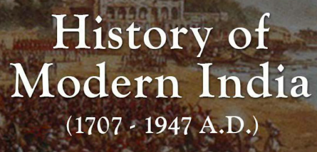 Jagran Josh Modern History Material 1707-1947