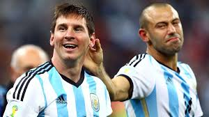 MESSI STILL HAS A LOT TO GIVE TO ARGENTINA AND BARCELONA – MASCHERANO