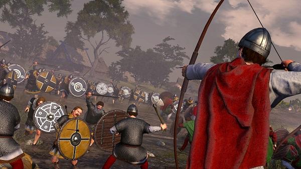 A Total War Saga: Thrones of Britannia Gameplay