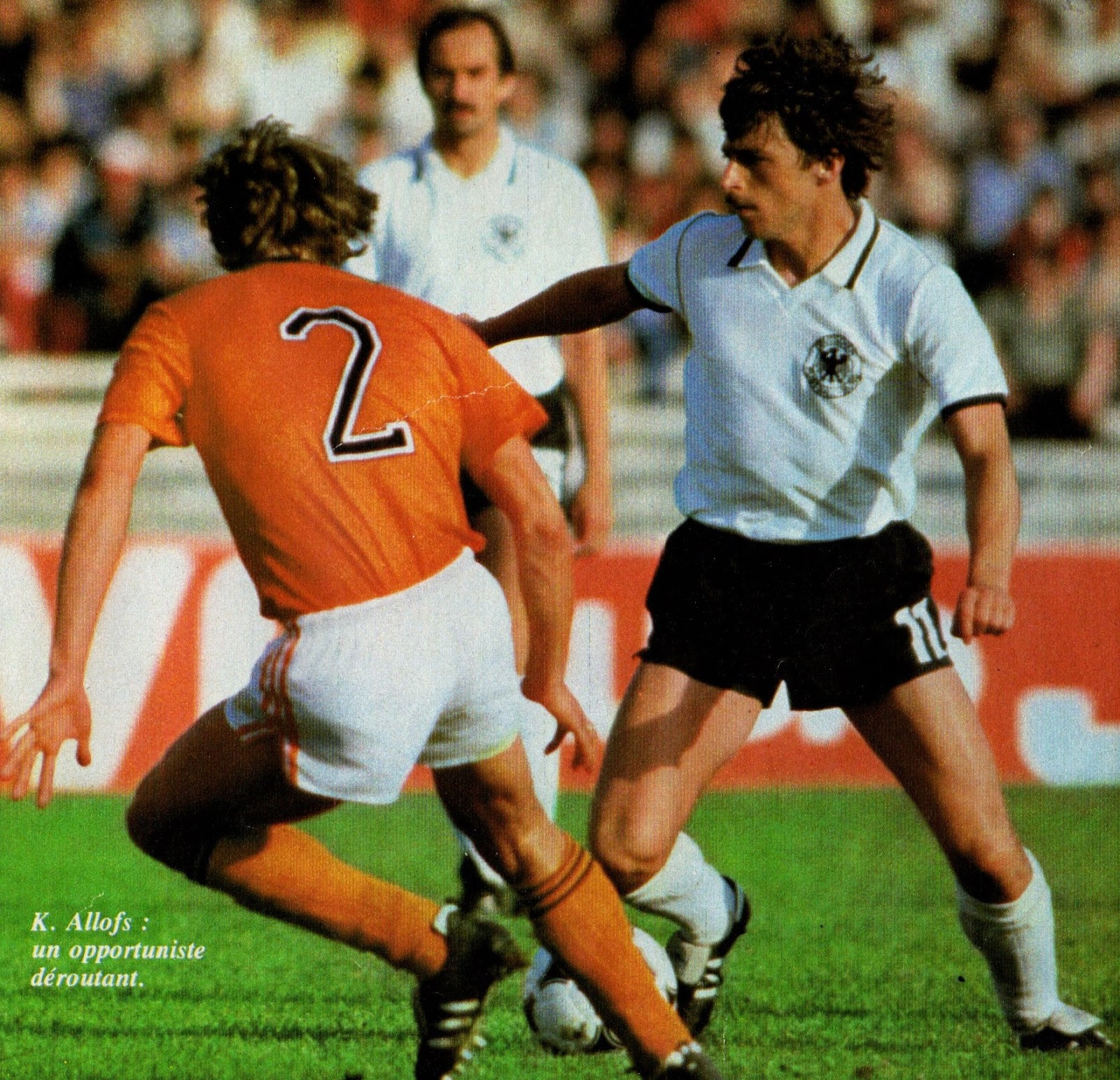 Soccer Nostalgia pendium to Josef Jupp Derwall Article Part