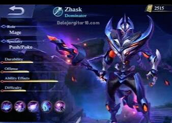 Build Zhask