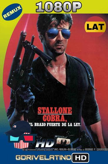 Cobra, El Brazo Fuerte de la Ley (1986) BDRemux 1080p Latino-Ingles MKV