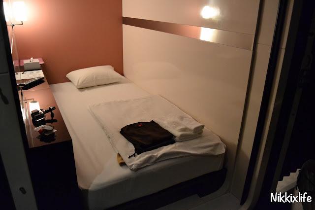 【日本。東京】住宿推介 頭等艙旅館 First Cabin Akihabara Hotel 獨遊的首選! 9