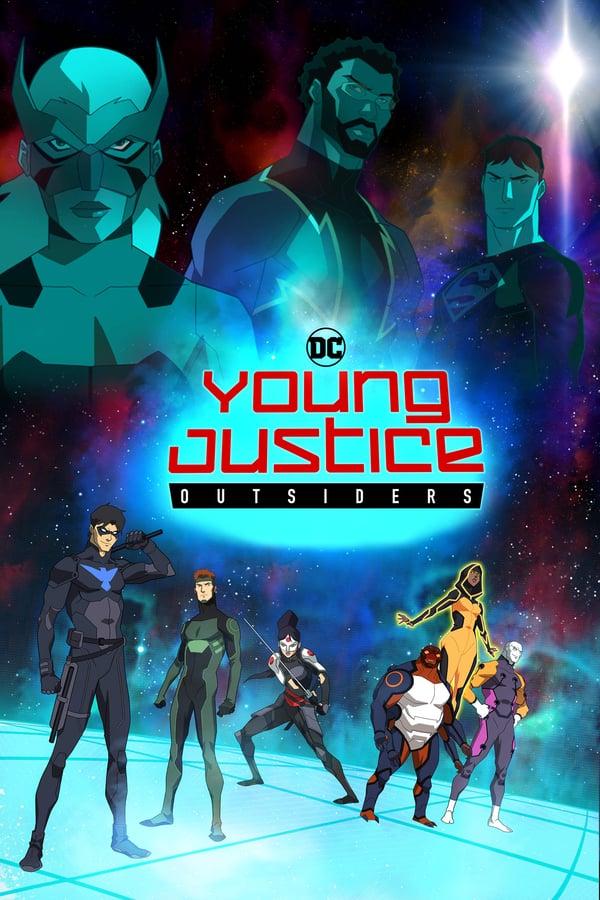 Descargar Justicia Joven (Young Justice) Temporada 3 Español Latino & Sub Español por MEGA