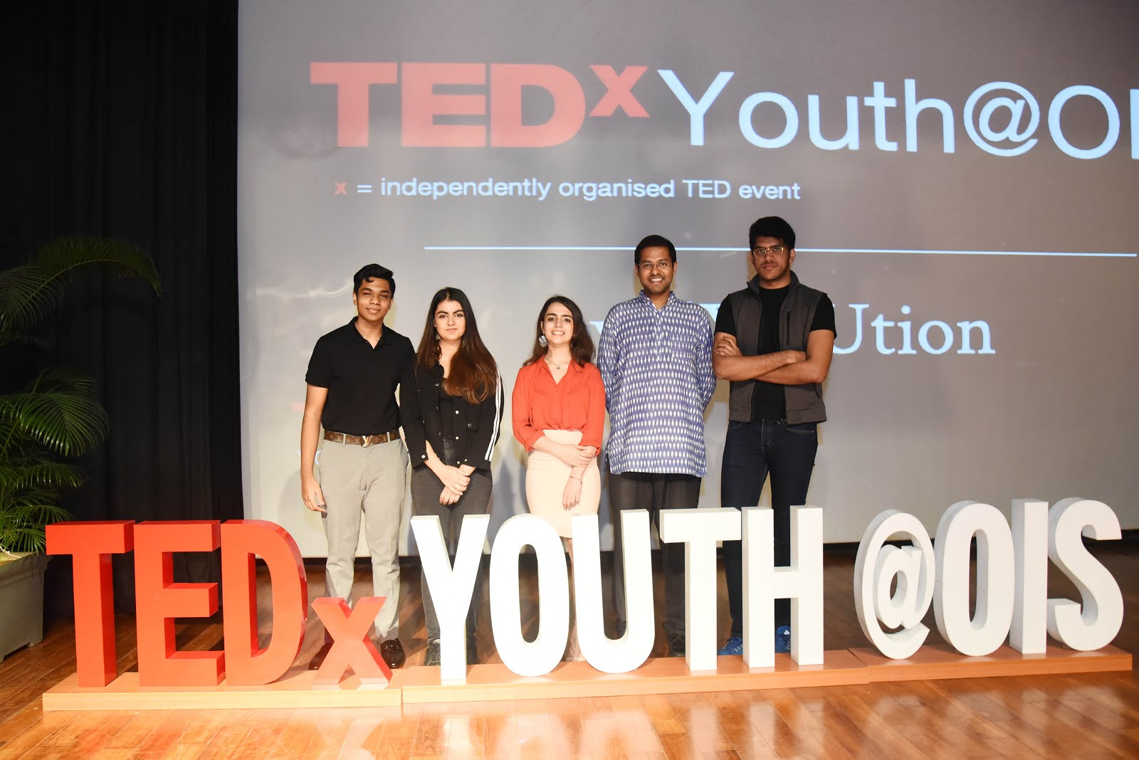 Preeti Aggarwal: TEDxYouth with the theme of 'Evol-YOU-tion