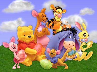 33 Imágenes De Winnie Pooh Y Sus Amigos De Disney Wallpaper Hd